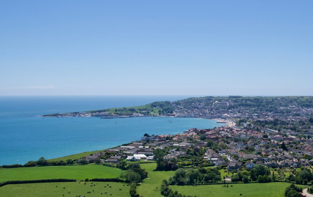 Views of Swanage