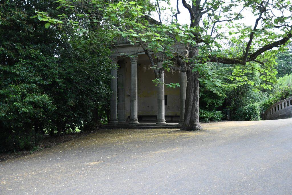 Minerva's Temple, Sydney Gardens