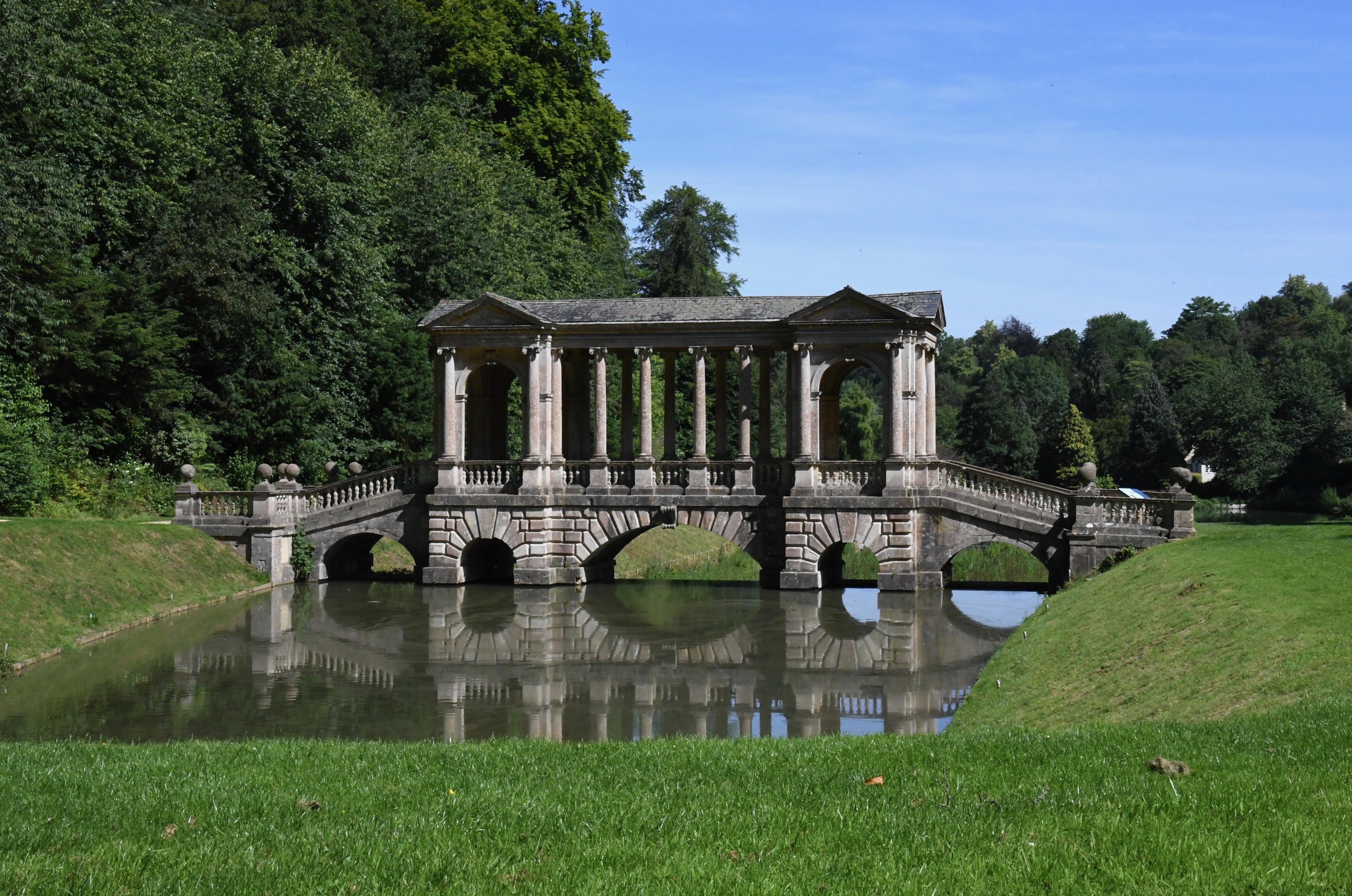 The Palladian Bridge at Prior Park