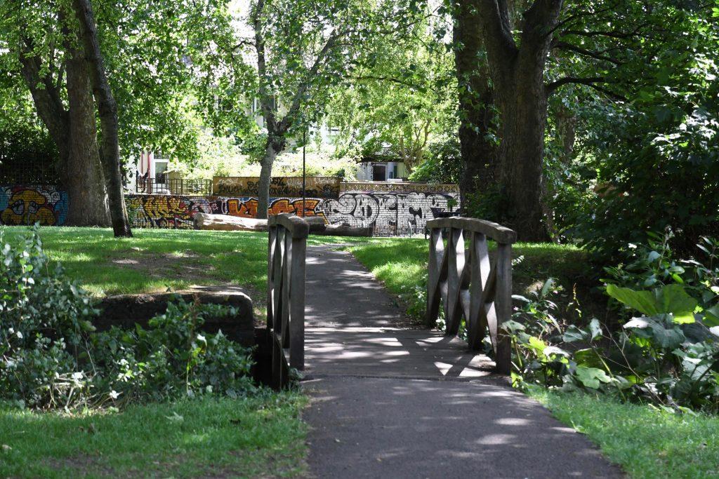 Mina Road Park, Bristol