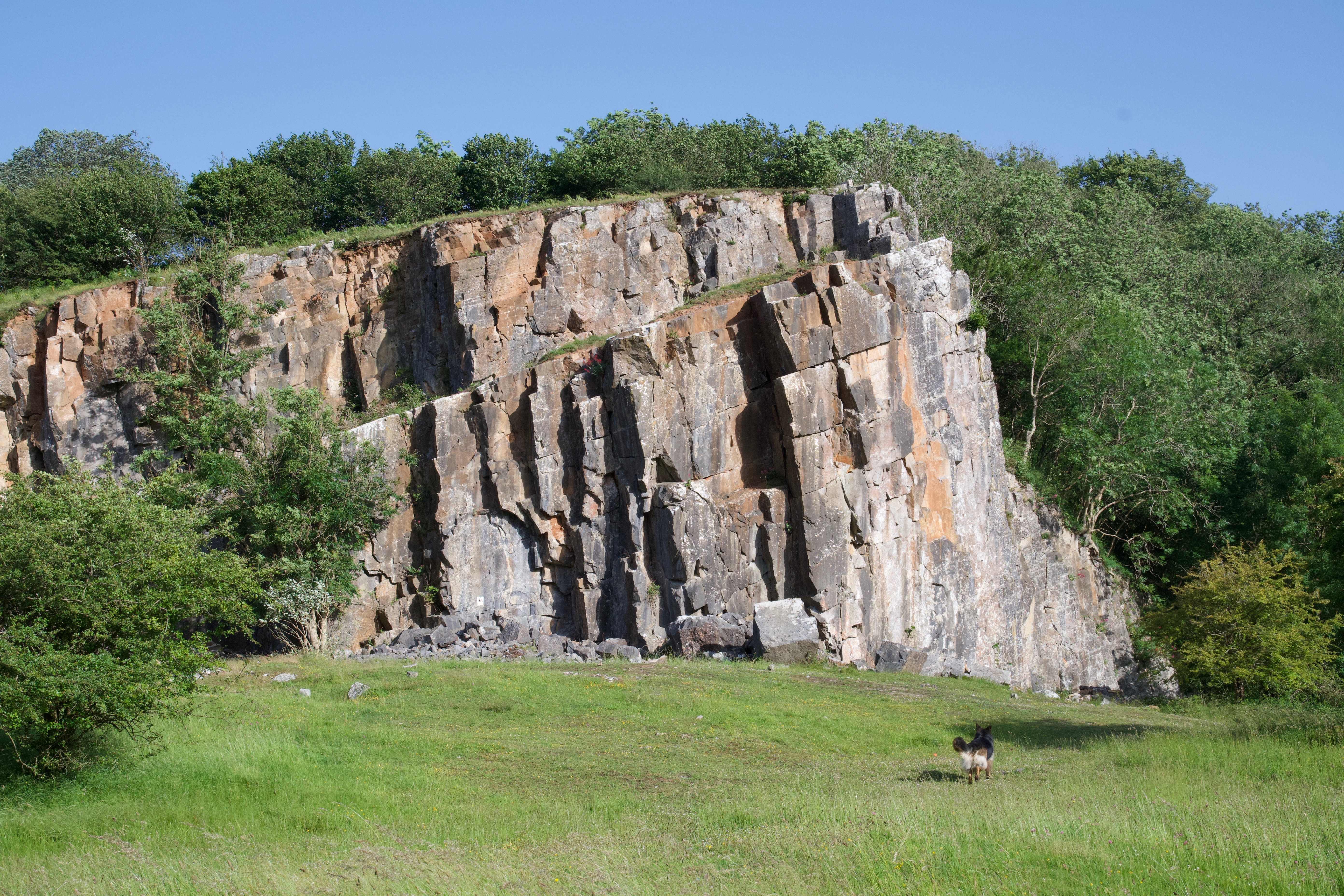 Black Rock Mendip Hills