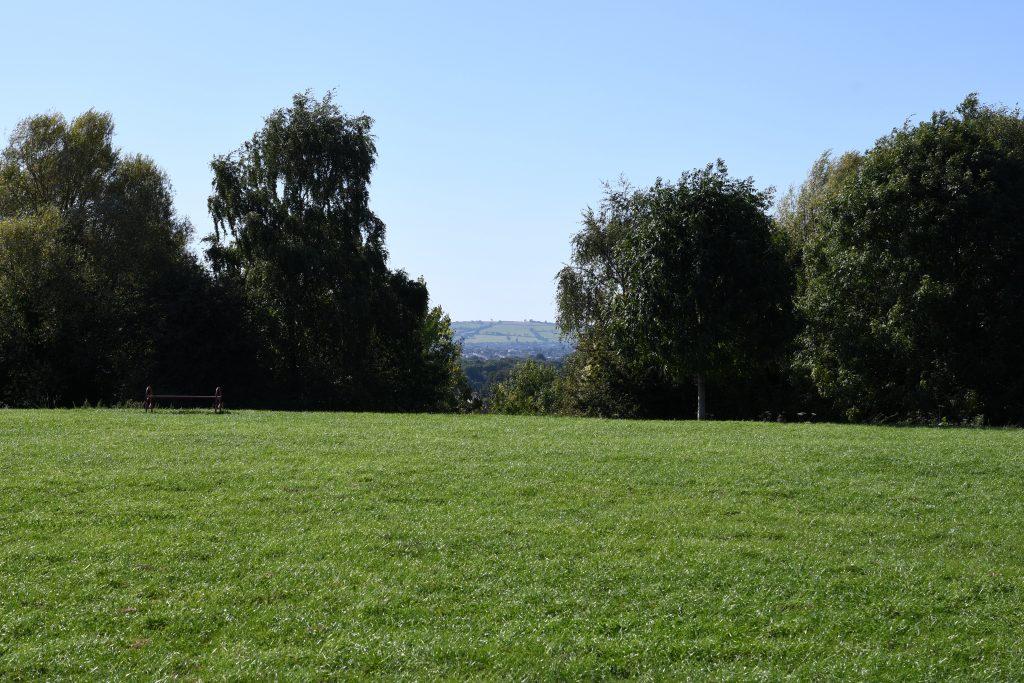 Troopers Field view